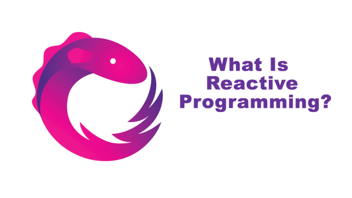 what is reactive programming