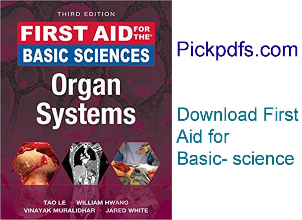first aid basic sciences free book download