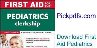 pediartics usmle free book download