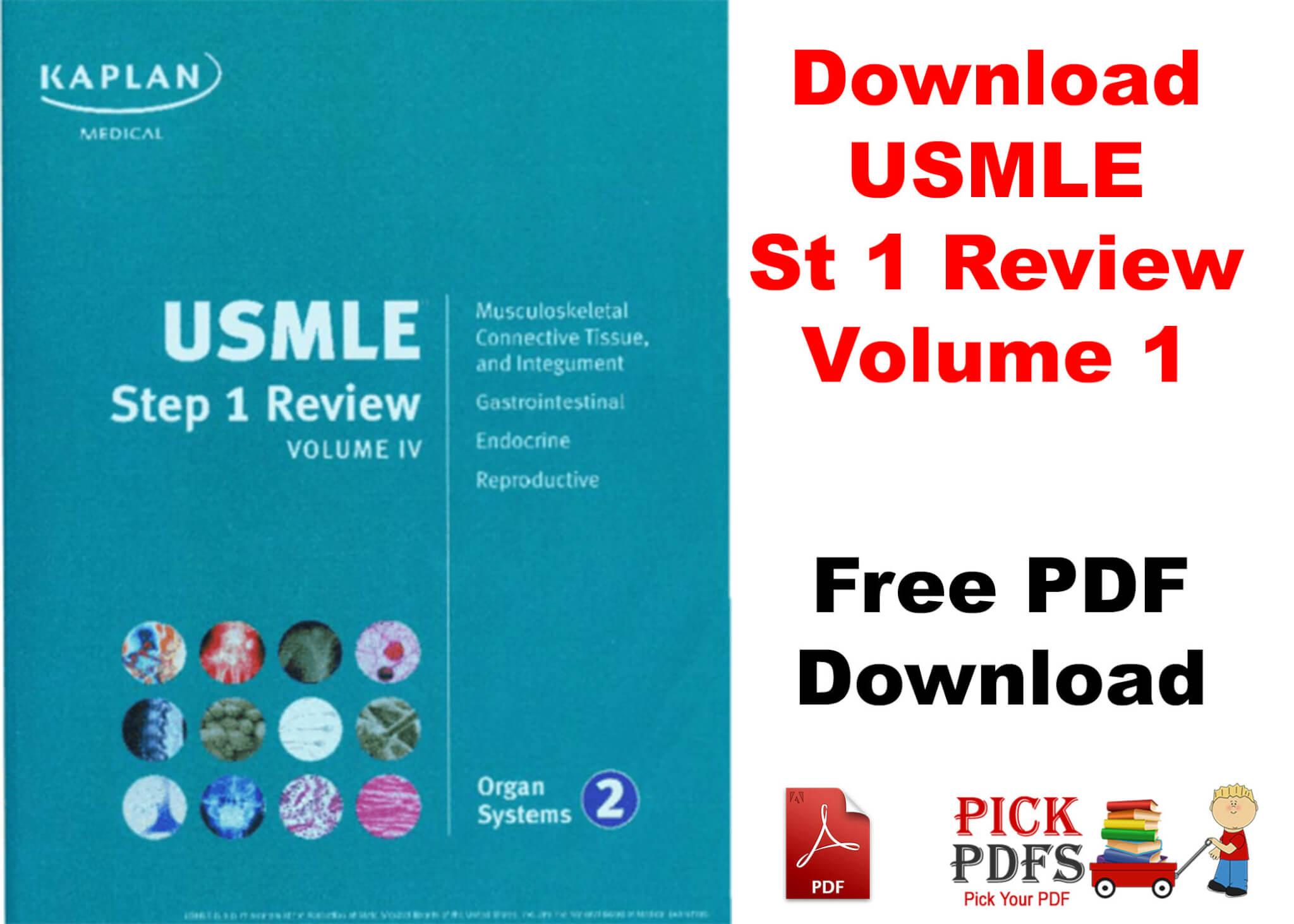 kaplan usmle step 1 review pdf free