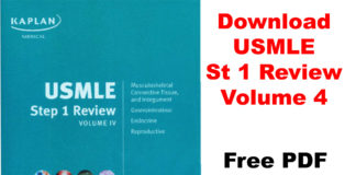 kaplan usmle step 1 review pdf free