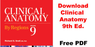 snell clinical free pdf download - medical free pdf