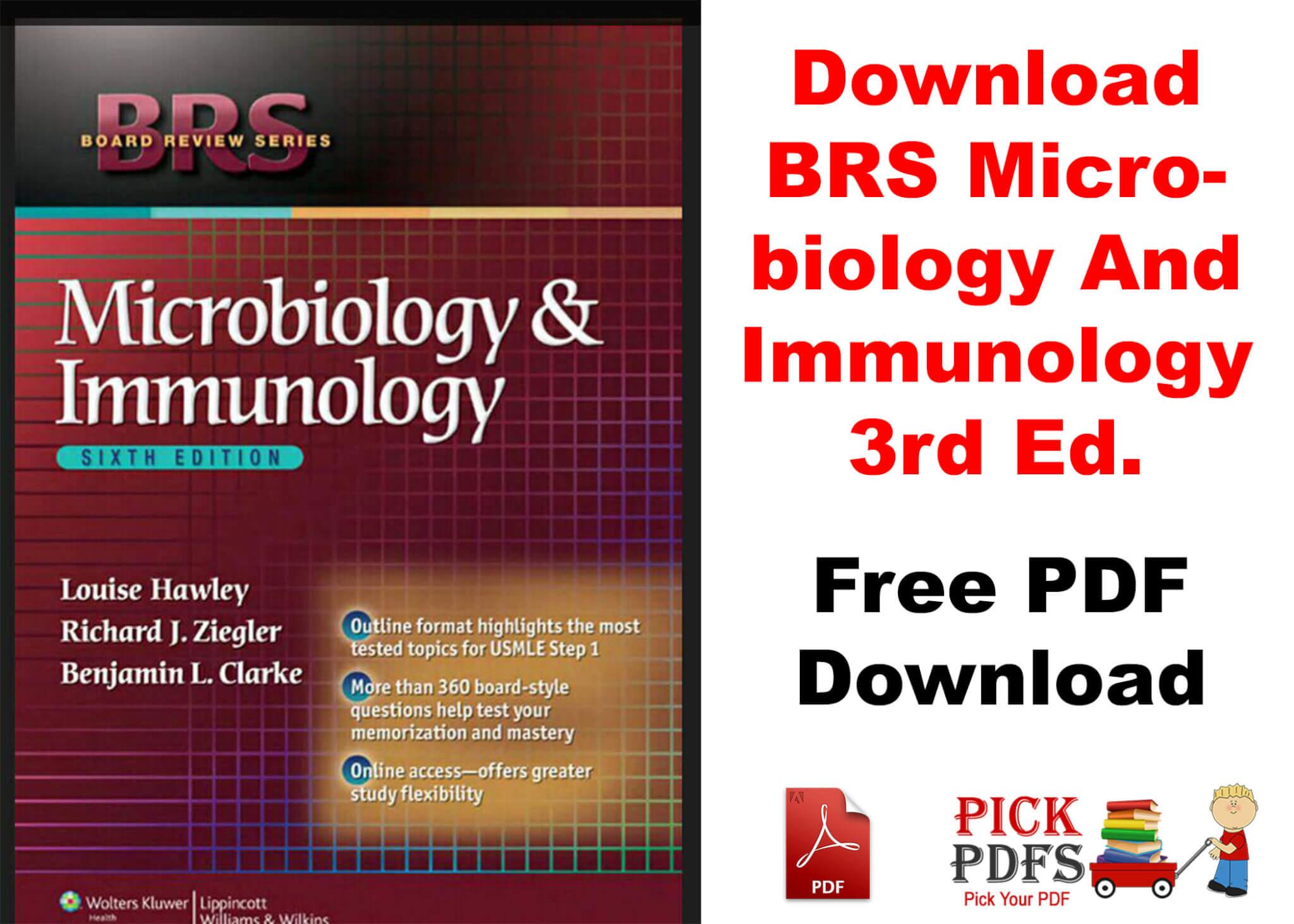 Download BRS Free Medical Book