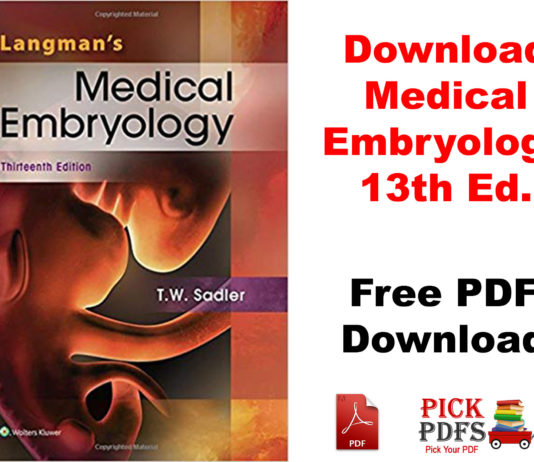 Medical embryology free medical pdf