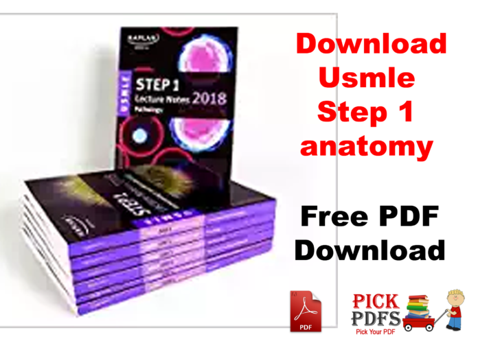 USMLE Step 1 Lecture Notes