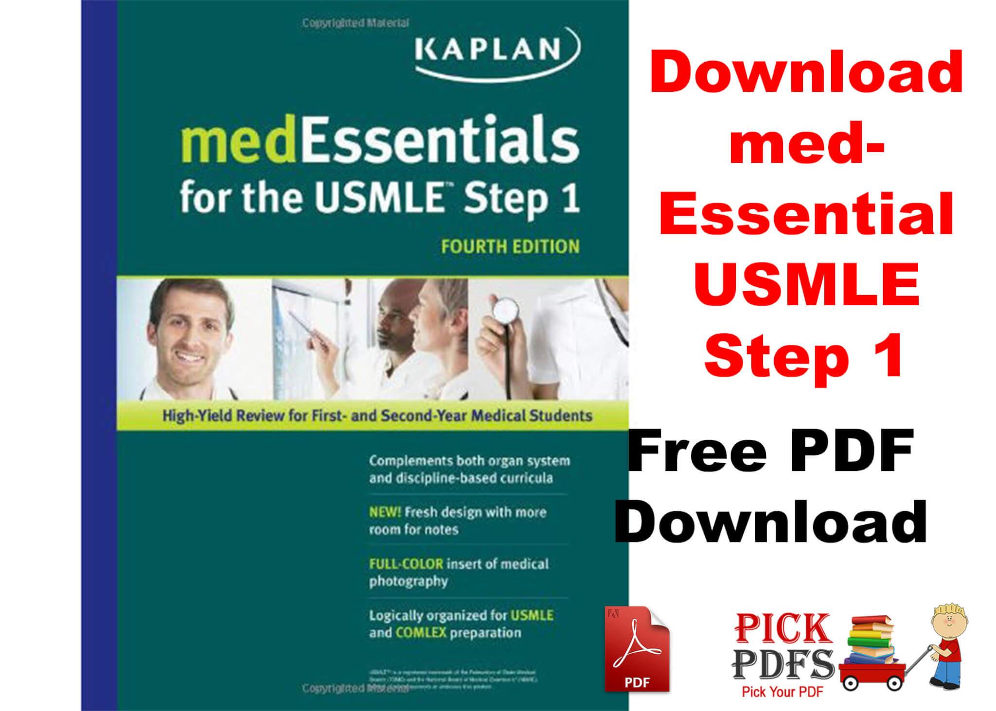 Med essential free pdf download