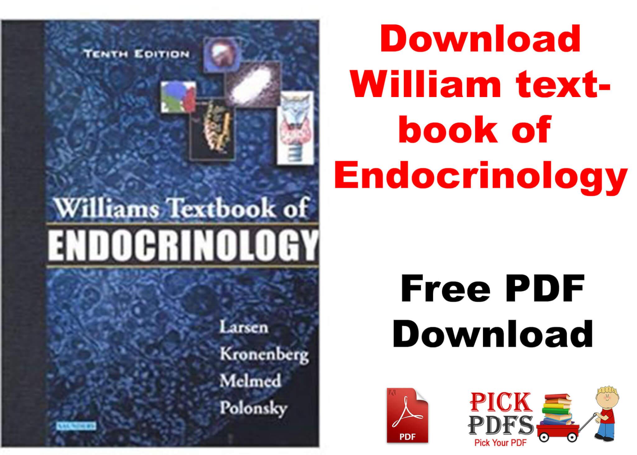 Endocrinology free pdf download