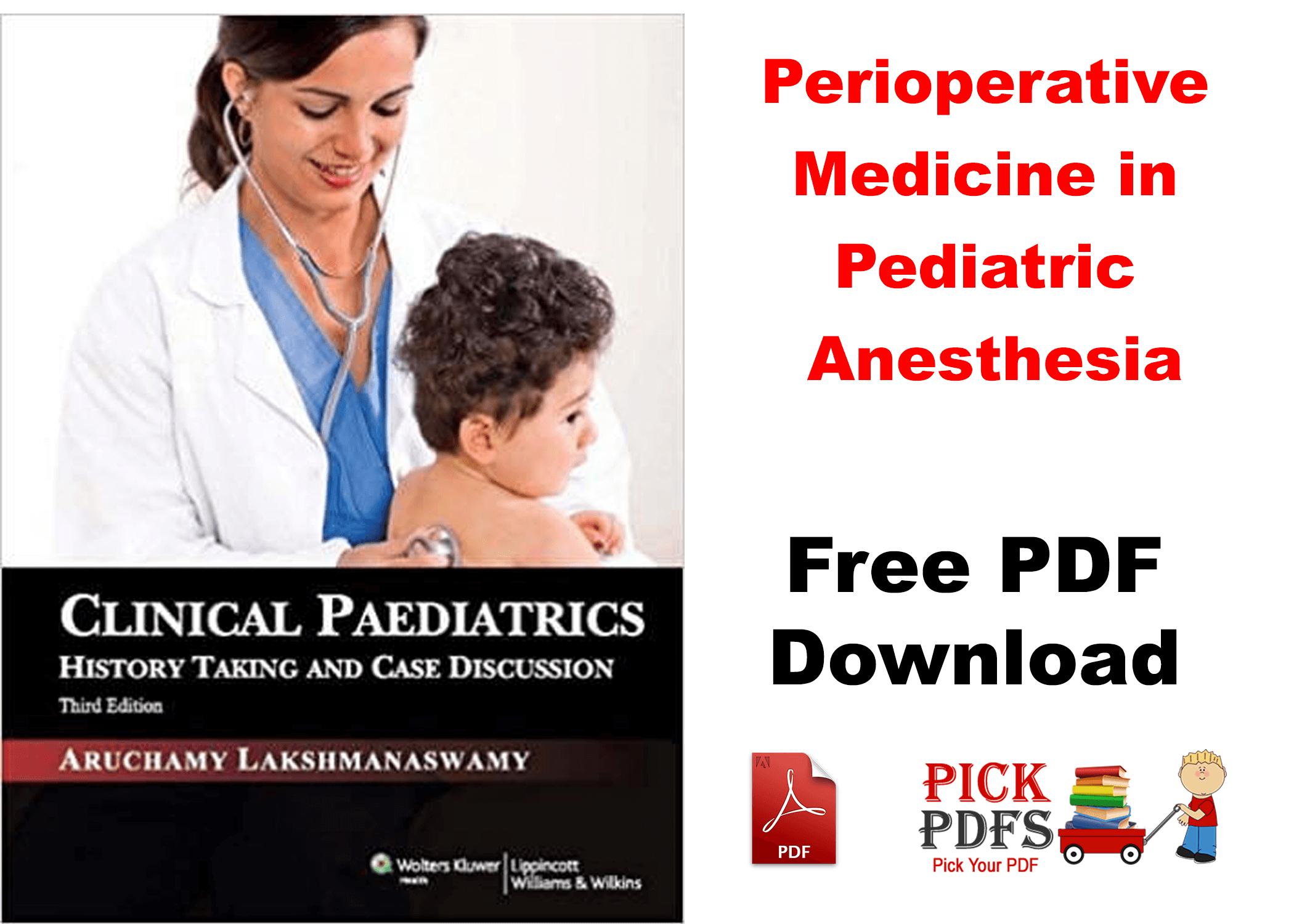 https://pickpdfs.com/perioperative-medicine-in-pediatric-anesthesia/